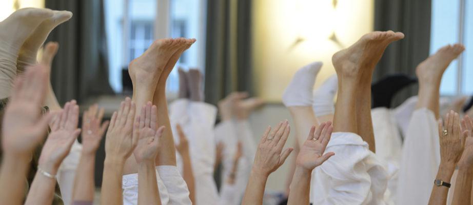 Workshop Meditation und Yoga glücklich sein